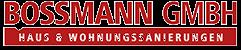 Bossmann Muenster – Coesfeld | Sanierung und Renovierung aus einer Hand Logo